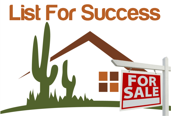 List Your Home for Success