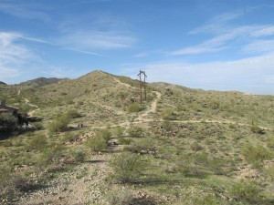 Trails such as the one above are just a few of the benefits to living in Ahwatukee.
