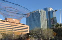 Phoenix's downtown is alive and active with a bustling community and active workforce.
