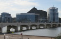 Despite Tempe's agrarian past it is now a a bustling city center and an active entertainment and commerce center.
