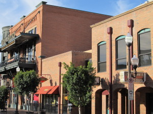 Tempe's historic Mill Ave. contains a lively college night life, arts, and fantastic venues for shopping and dining.